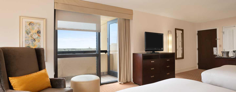 Hotel Hilton Miami Airport Blue Lagoon, Florida - Habitación con cama doble