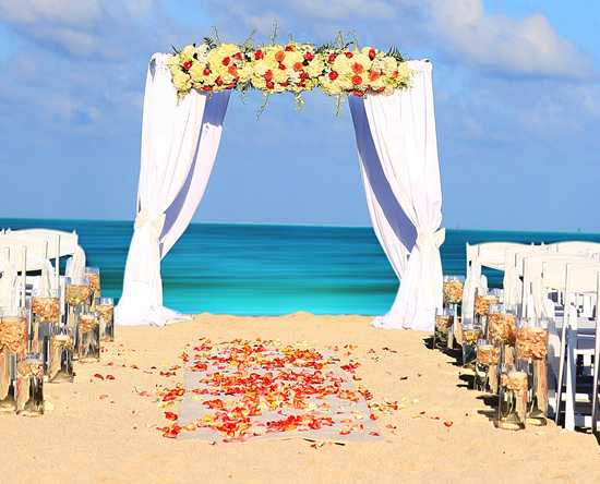 Hilton Bentley Miami/South Beach, Florida - Eventos de bodas