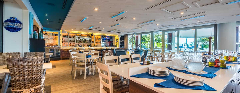Hilton Bentley Miami/South Beach, Flórida – Restaurantes