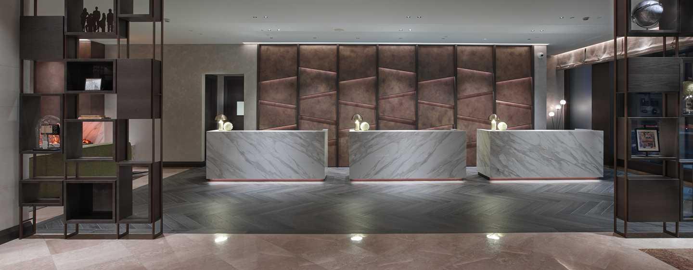 Hotel Hilton Milan, Itália – LOBBY