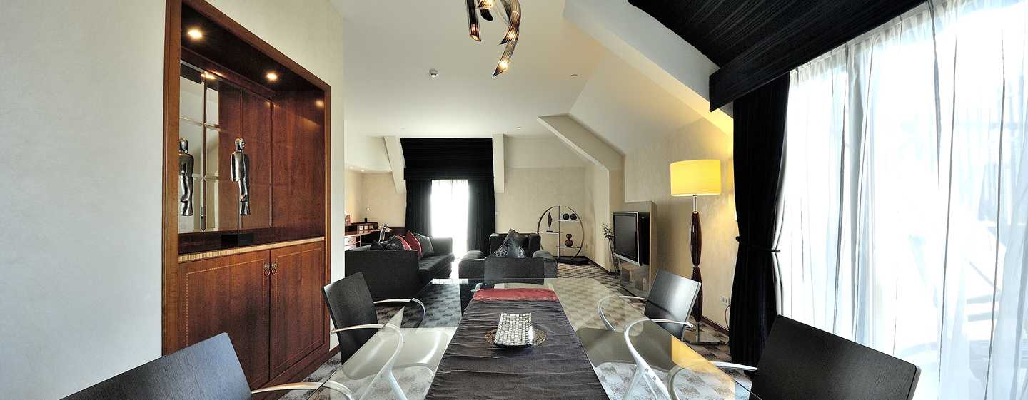 Hilton Milan hotel, Italy - King Executive Suite