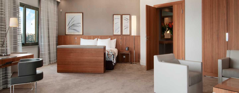 Hilton Malta hotel, St. Julian's, Malta - Ambassador suite