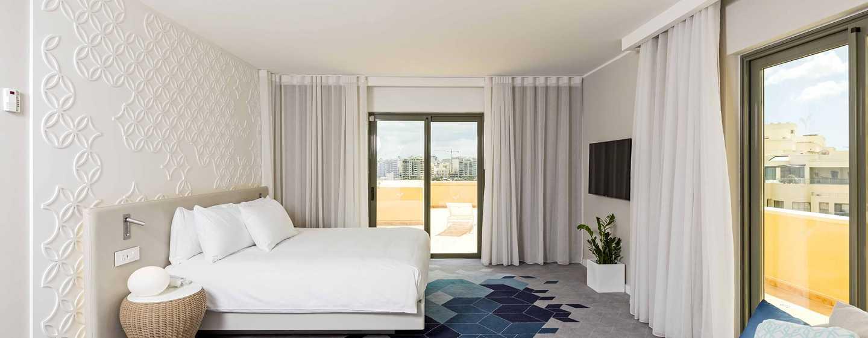 Hilton Malta hotel, St. Julian's, Malta - Panoramische suite