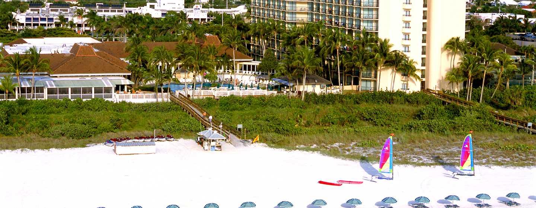 Hilton Spa Marco Island Florida