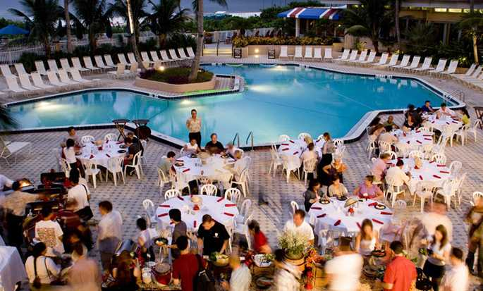 Hilton Marco Island Beach Resort and Spa, Florida, Vereinigte Staaten - Meetings und Events