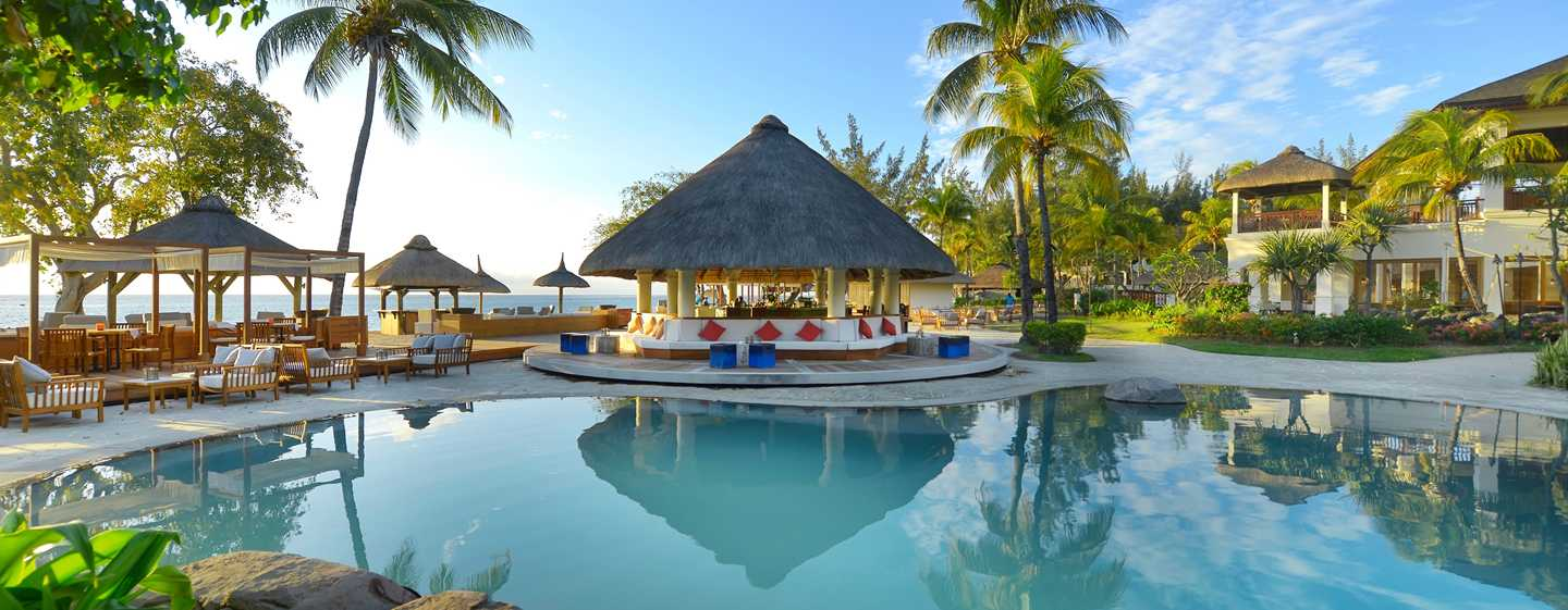 Hilton Mauritius Resort & Spa Hotel – Bar Aqua