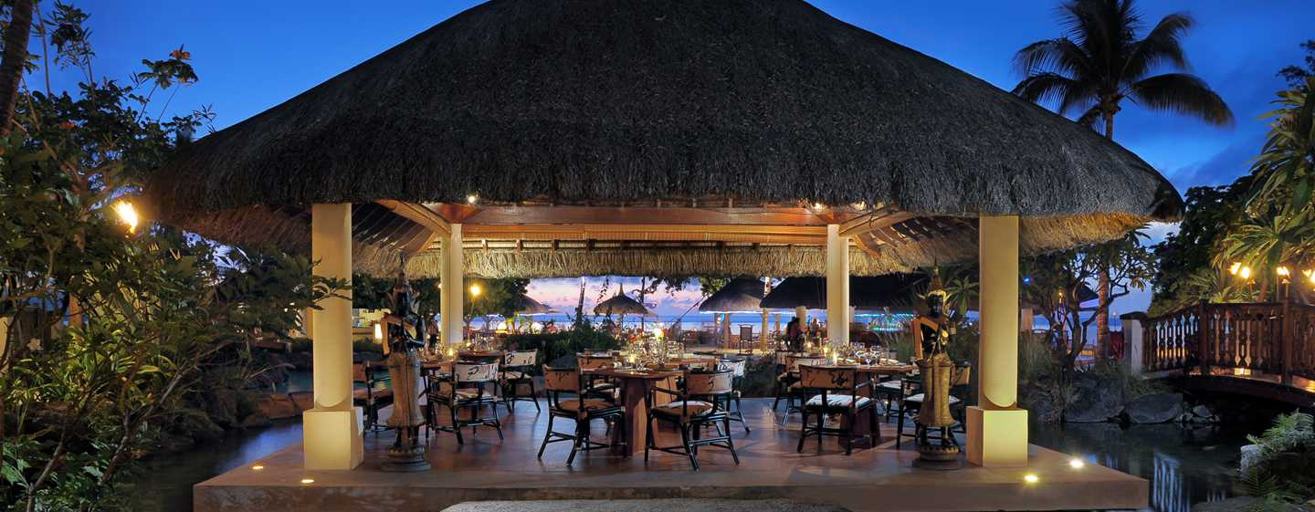 "Hilton Mauritius Resort & Spa Hotel – Restaurant ""Ginger Thai"""