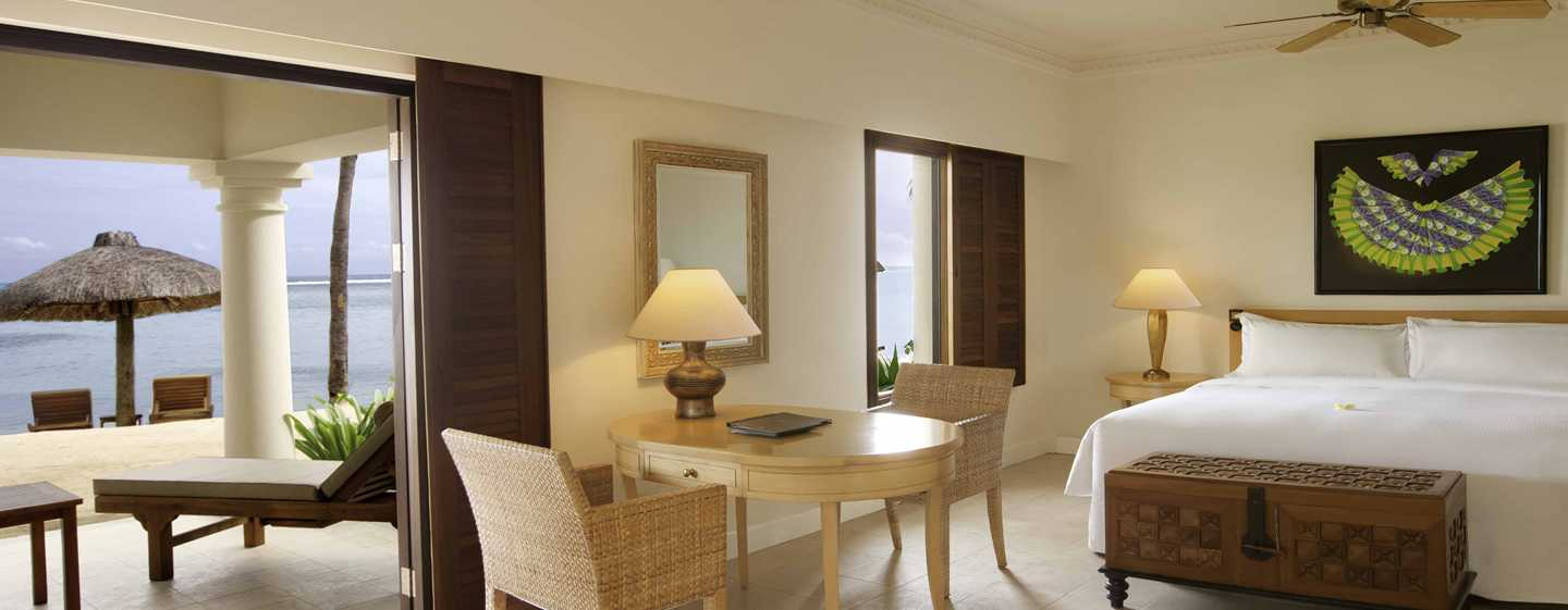 Hilton Mauritius Resort & Spa Hotel – Junior Suite