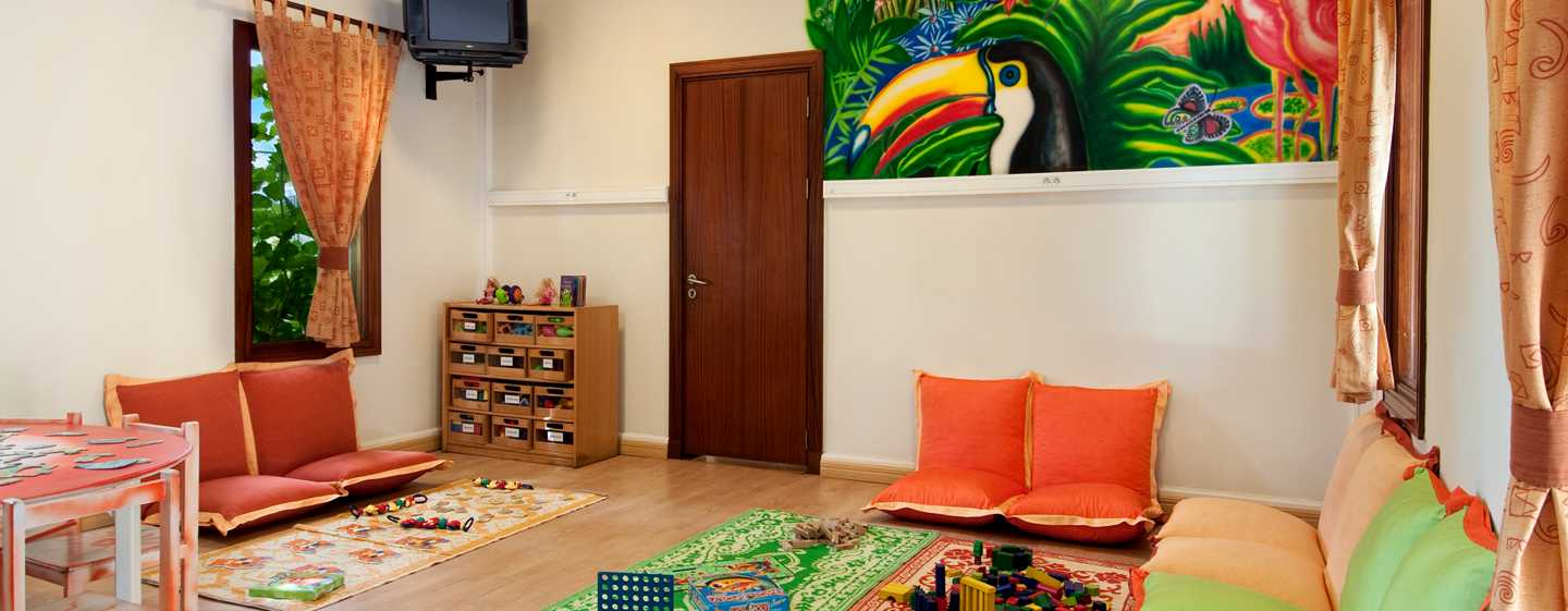 Hilton Mauritius Resort & Spa Hotel – Kids Club