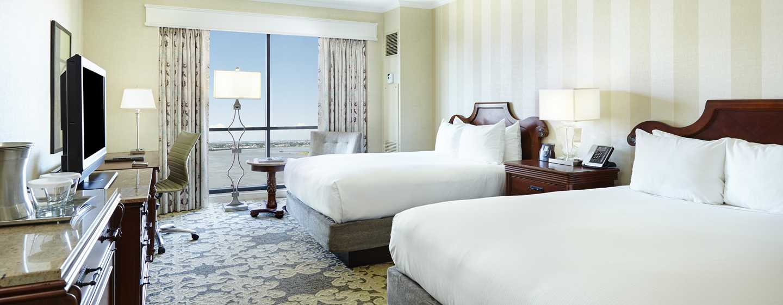 Hilton New Orleans Riverside Hotel No Centro