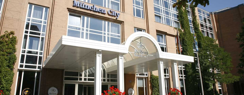Hilton Munich City, Alemanha – Bem-vindo ao Hilton Munich City!
