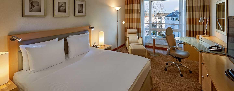 hilton munich city hotels in der altstadt von m nchen. Black Bedroom Furniture Sets. Home Design Ideas