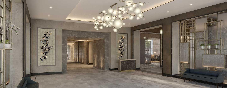 Hilton Munich City, Alemanha – Lobby