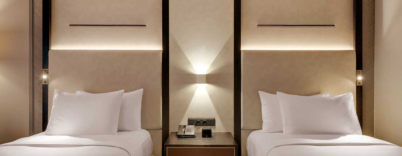 Hilton Munich City, Deutschland - Twin Guestroom