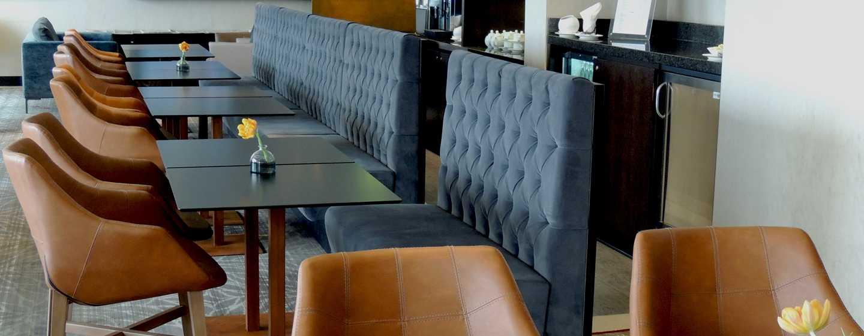 Hotel Hilton Munich Park – Lounge Executivo