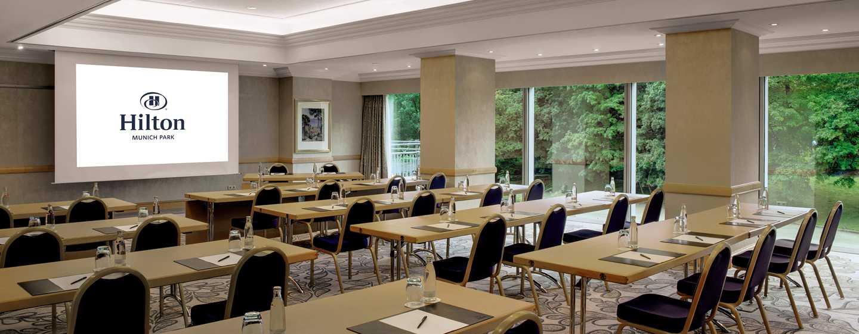Hotel Hilton Munich Park, Alemanha – Instalações para eventos