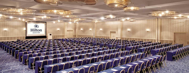 Hotel Hilton Munich Park, Alemanha – Salão de festas