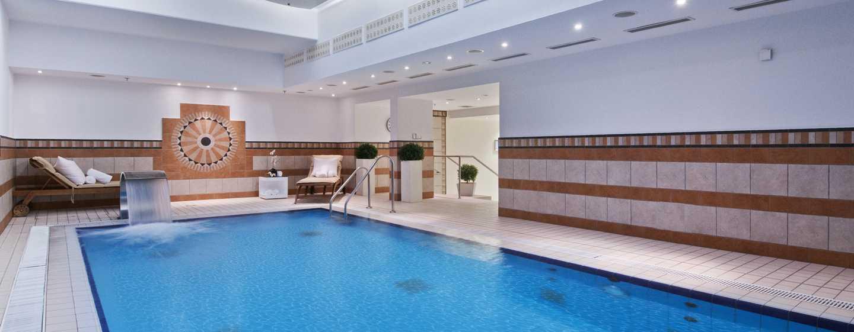 Hotel Hilton Munich Park, Alemanha – Piscina coberta