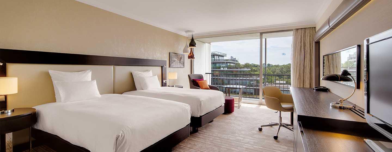Hotel Hilton Munich Park, Alemanha – Quarto Twin
