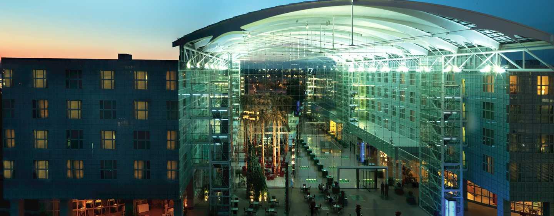 Park, Sleep & Fly Packages im Hilton Munich Airport