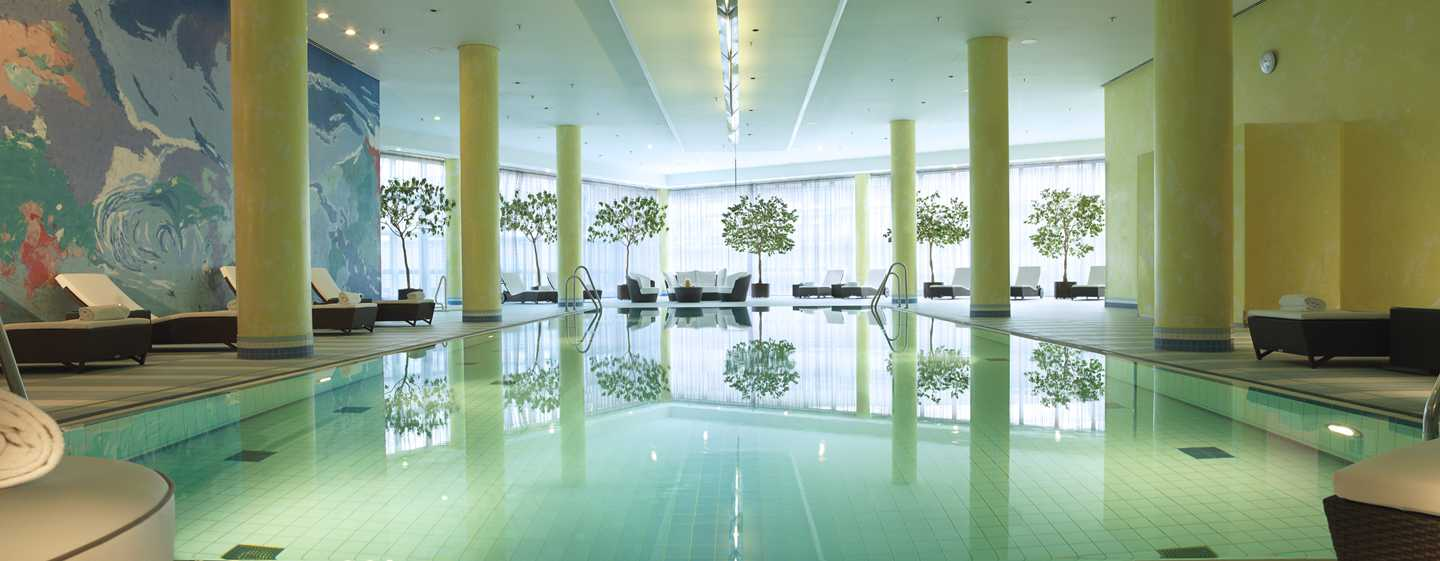 Hotel Hilton Munich Airport, Germania - Piscina
