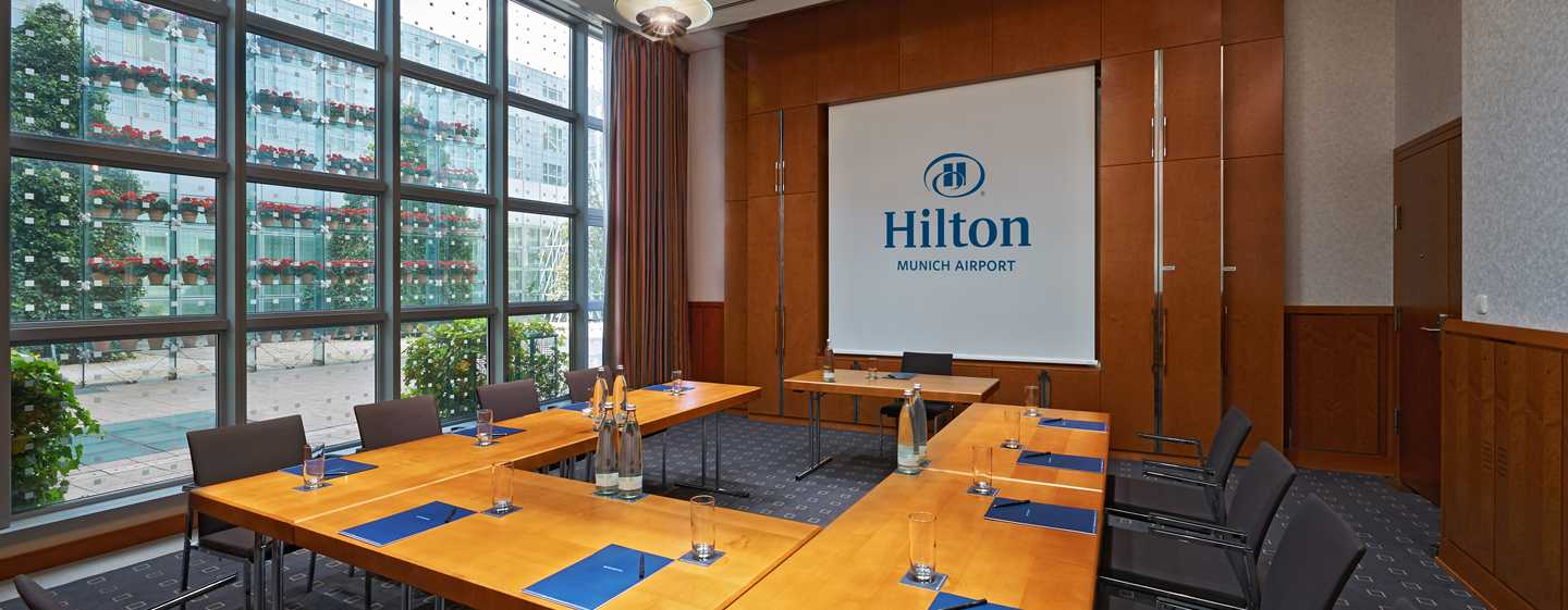Hotel Hilton Munich Airport, Germania - Sala meeting