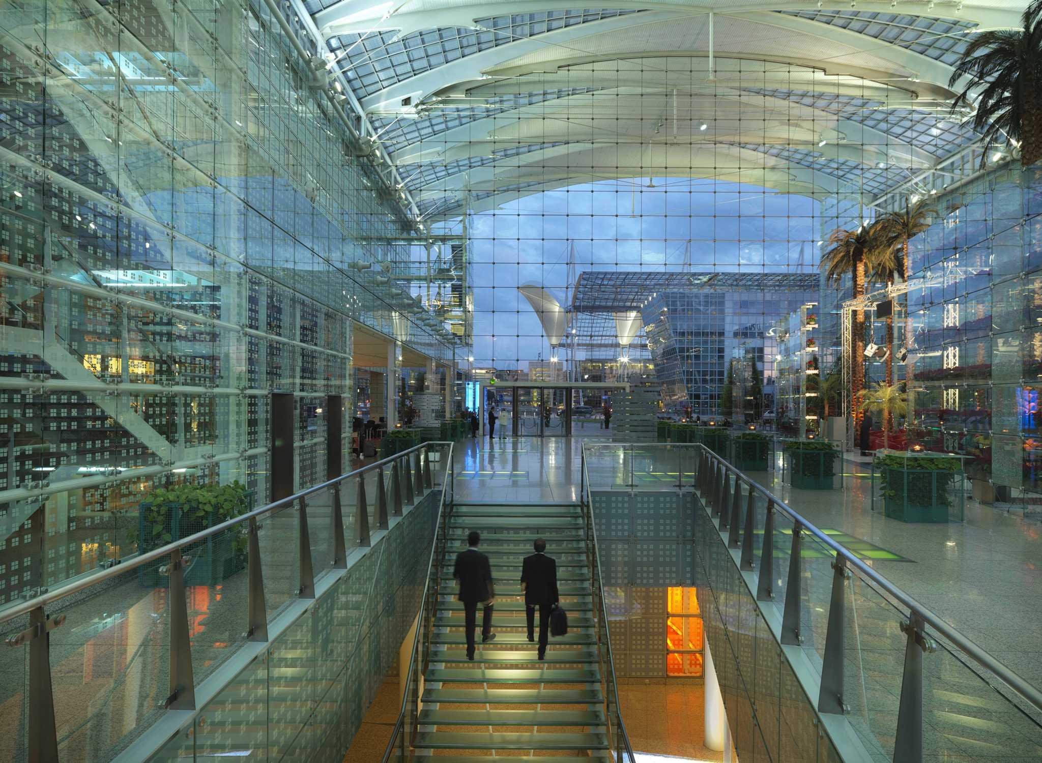 Hilton Hotel Munchen Flughafen