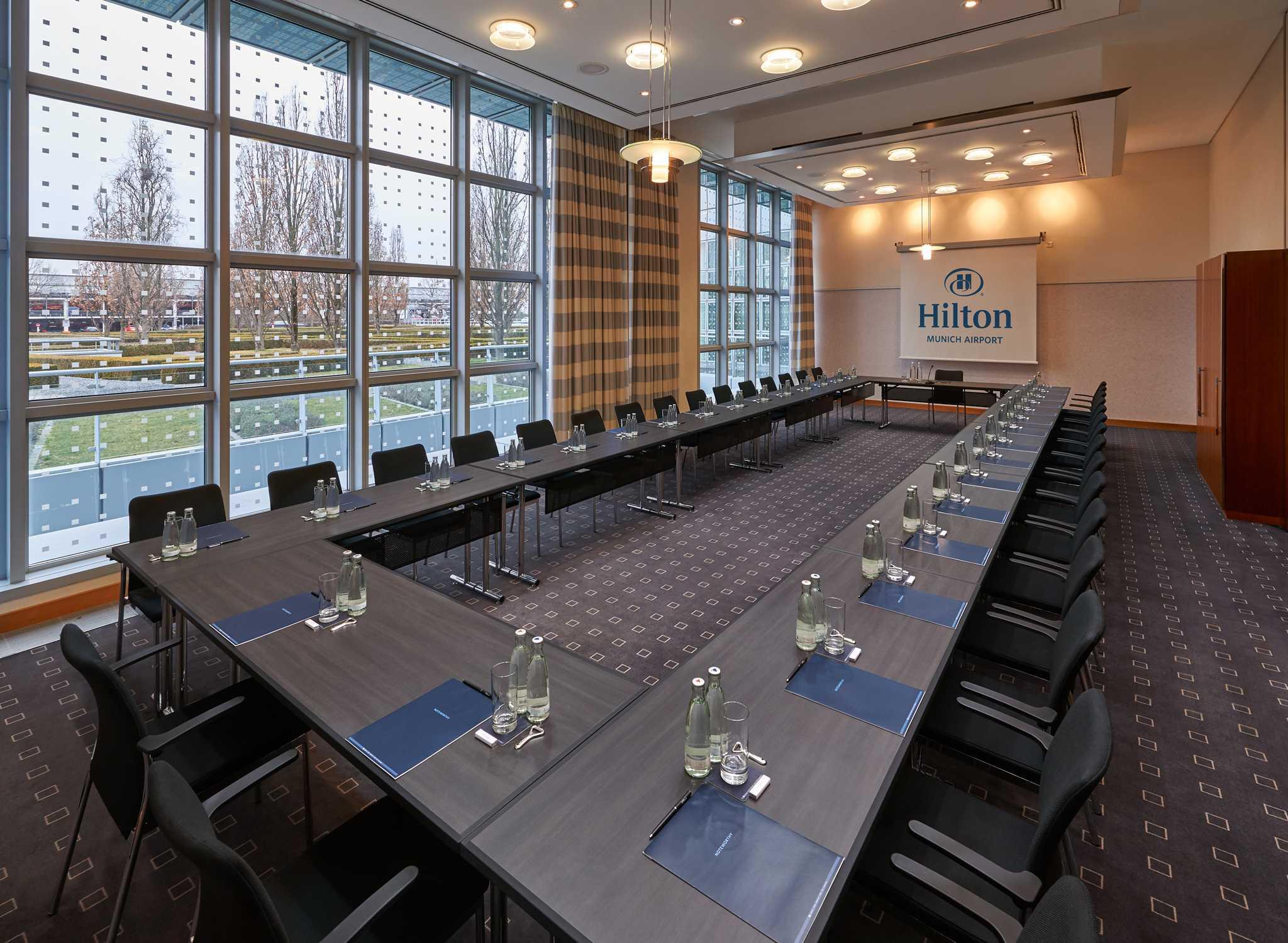 Hilton Hotel Munich Airport