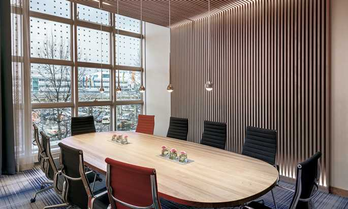 Hilton Munich Airport, Germany - Boardroom