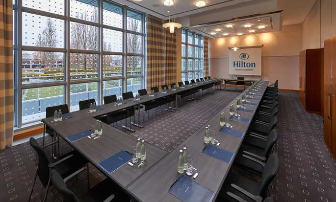 Hilton Munich Airport, Germany - Bangkok Meetingraum