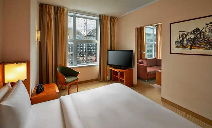 Hilton Munich Airport, Germany - Junior Suite
