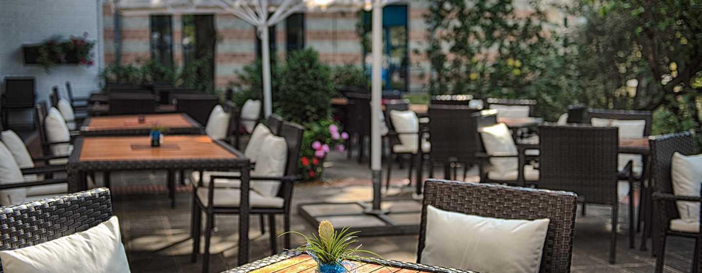 Hilton Nuremberg– L'Oliva– Terrasse