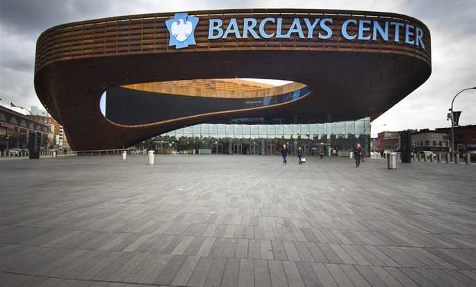 Hilton Brooklyn New York, EE. UU. - Estadio Barclays Center