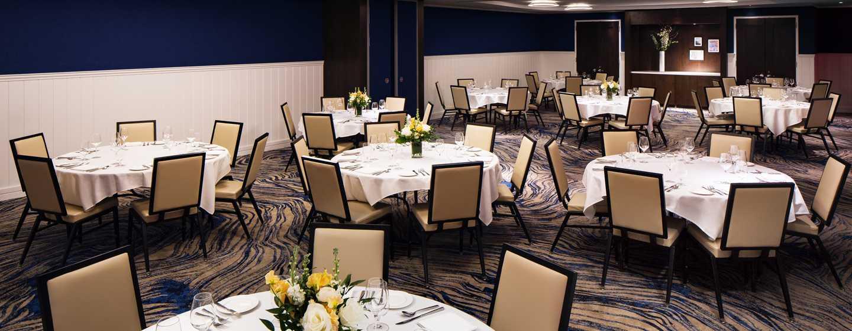 Hilton Brooklyn New York, USA– Brooklyn South– Gesellschaftliches Event