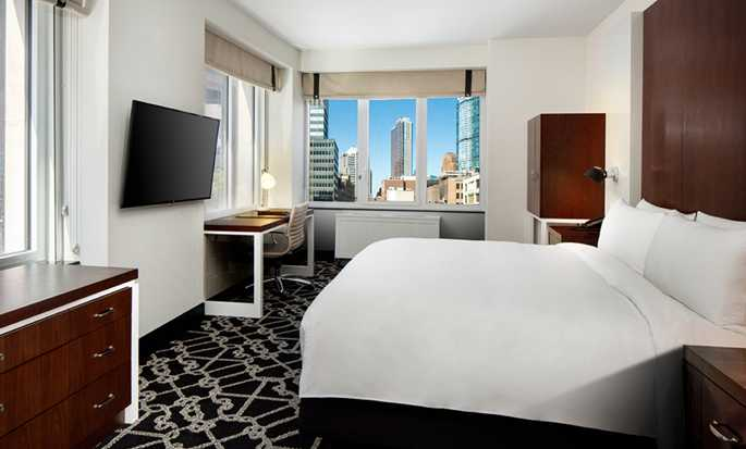 Hilton Brooklyn New York, EE. UU. - Habitación