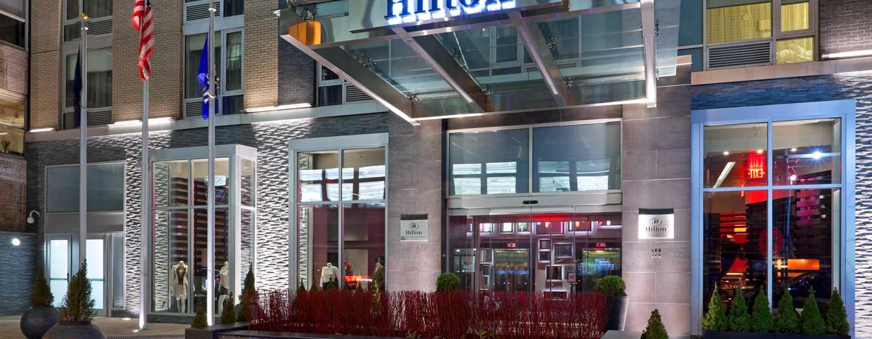 Hôtel Hilton New York Fashion District - Entrée extérieure