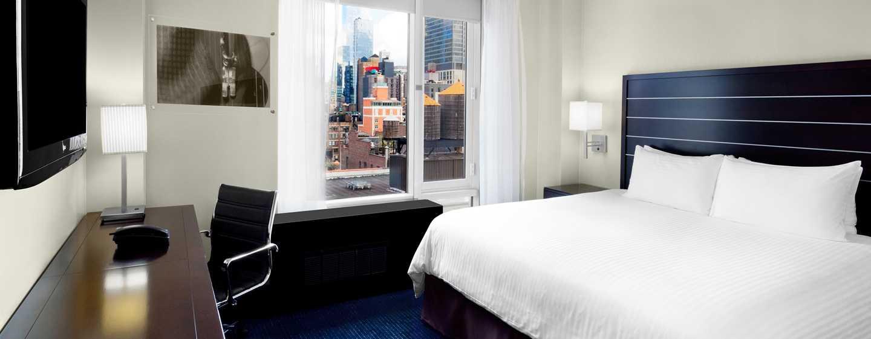 Hotel New York Avec Stationnement
