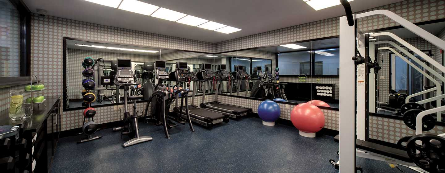 Hilton New York Fashion District hotel - Fitness Center