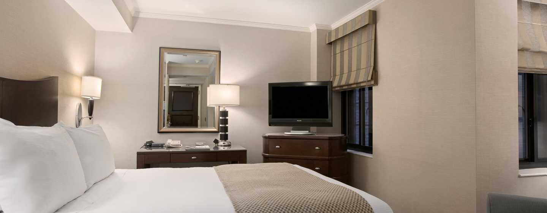 Hotel perto da Grand Central Hilton Manhattan East ~ Quarto Casal Ou Twin Standard