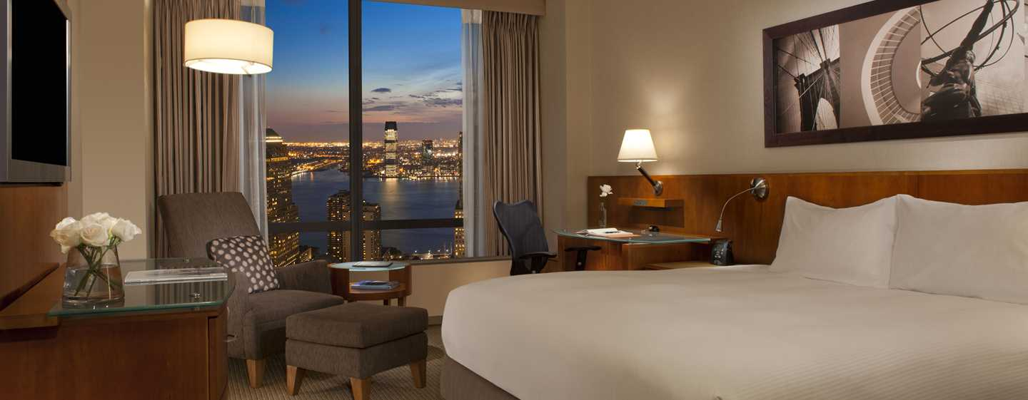 Millennium Hilton New York Downtown H 244 Tel Dans Le