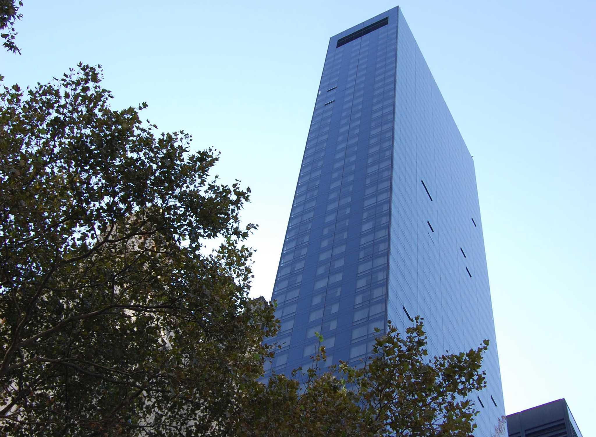 New york monroe county hilton - H Tel Millennium Hilton New York Downtown Vue Ext Rieure