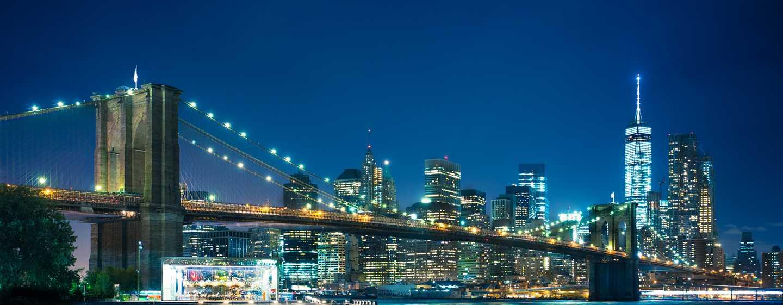 Bekannte Sehenswürdigkeiten New Yorks befinden sich nur wenige Gehminuten vom Hotel entfernt