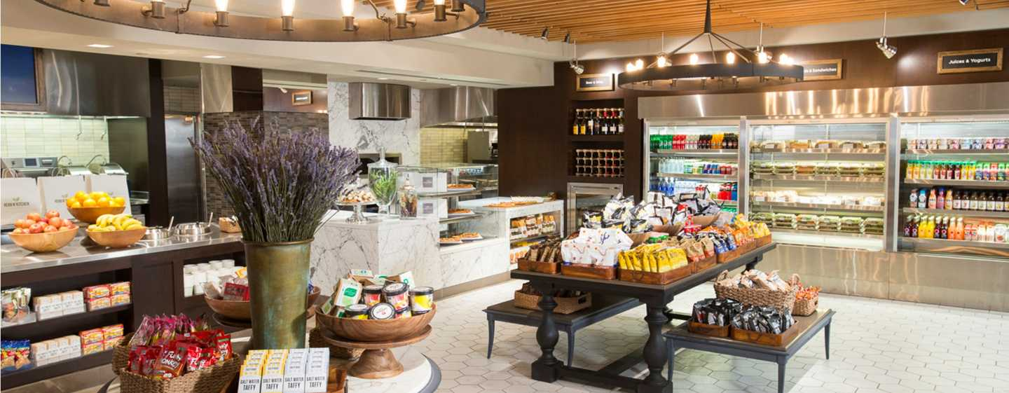 Hilton New York Midtown Hotel, USA – Herb N' Kitchen