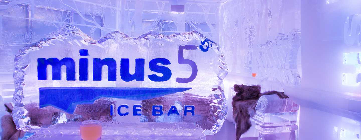 Hilton New York Midtown Hotel, USA – minus5 Ice Bar