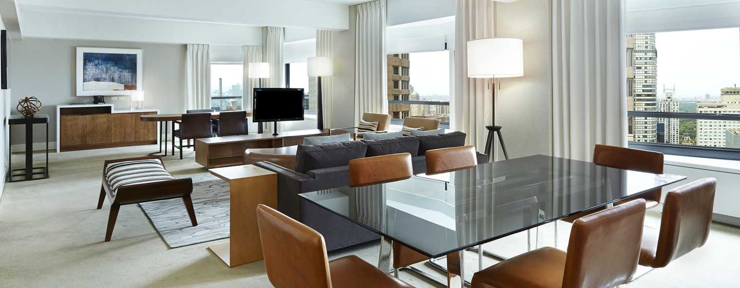 New York Hilton Midtown, NY - Suite Presidencial
