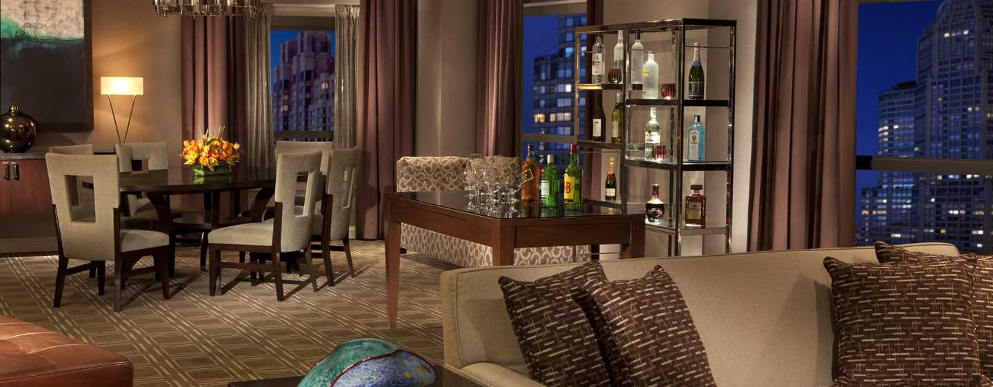New York Hilton Midtown, NY - Suite State