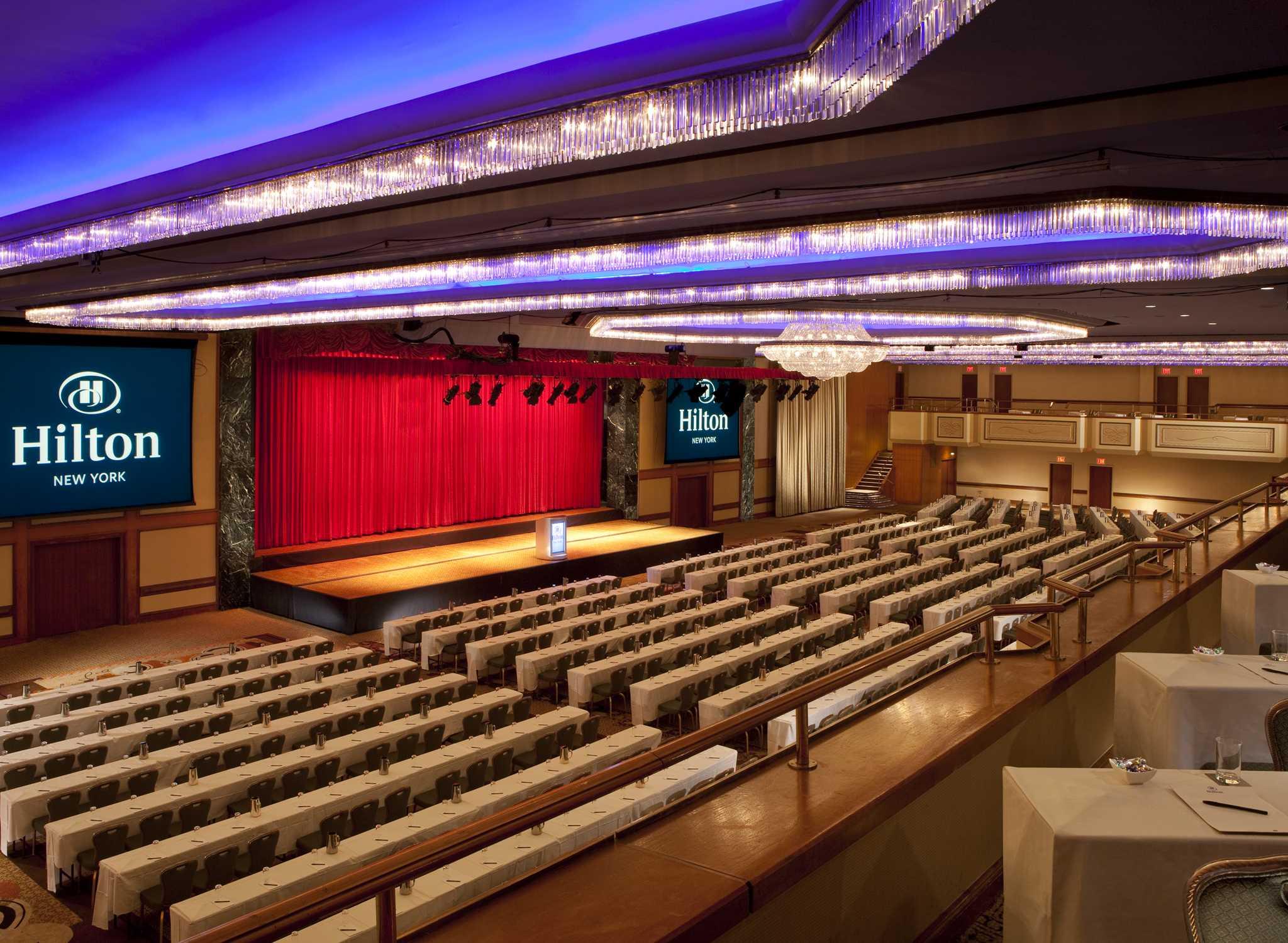 New york hilton midtown htels manhattan prs de times square htel new york hilton midtown tats unis salle de rception grand ballroom sciox Images