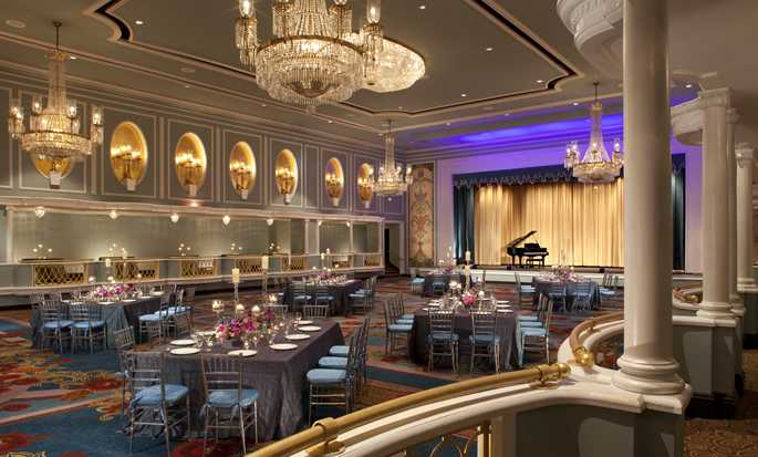 Hotel Hilton New York Midtown, USA – Trianon-ballroom