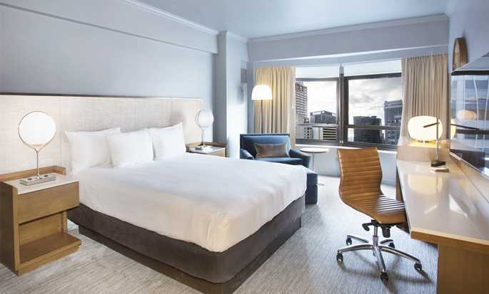New York Hilton Midtown, VS - Slaapkamer