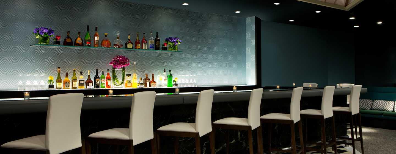 Millennium Hilton NewYork One UNPlaza, USA– Ambassador Lounge